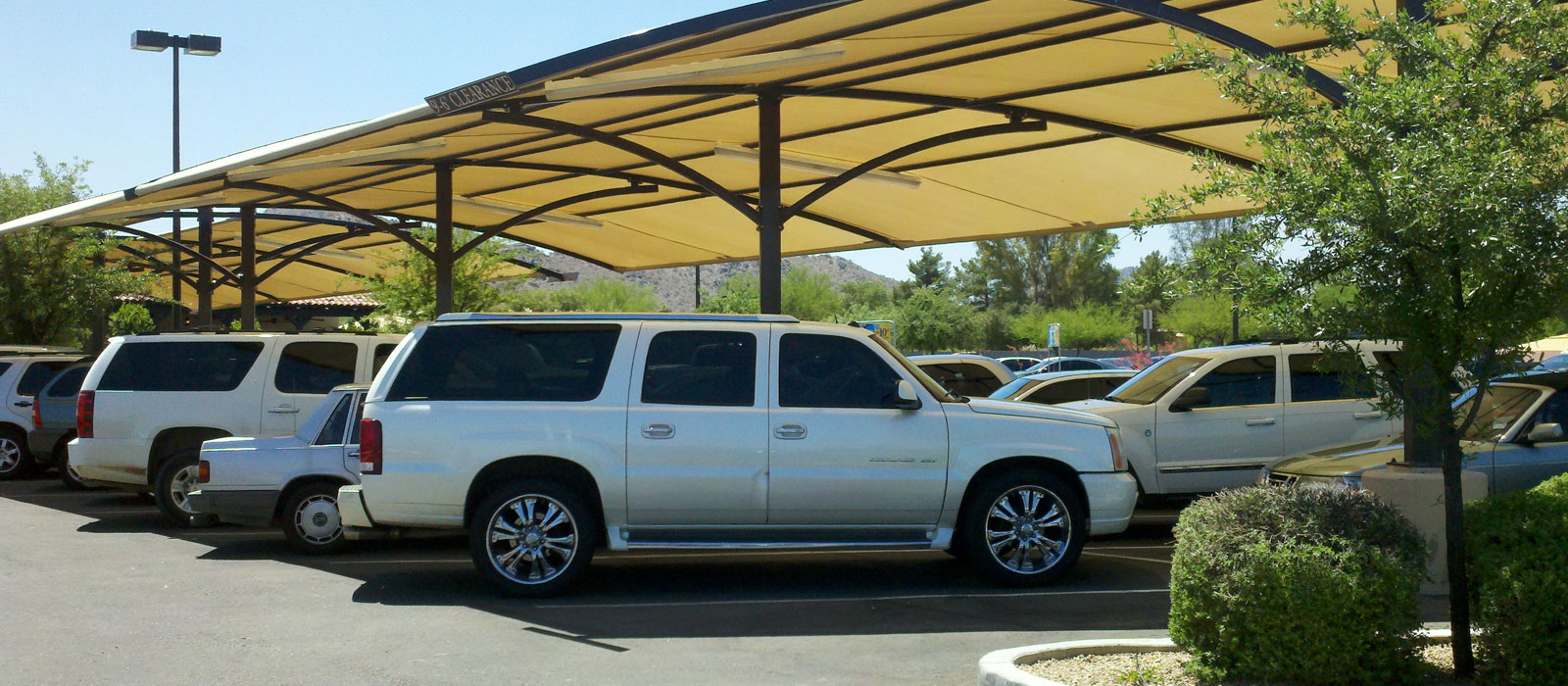 Car Parking Awnings Manufacturer